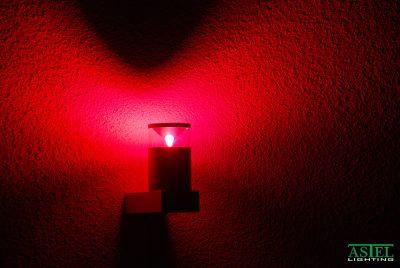 red led lights