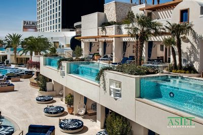 East Side Cabanas KAOS at Palms Las Vegas