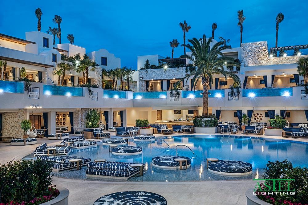 East Side Pool KAOS at Palms Las Vegas