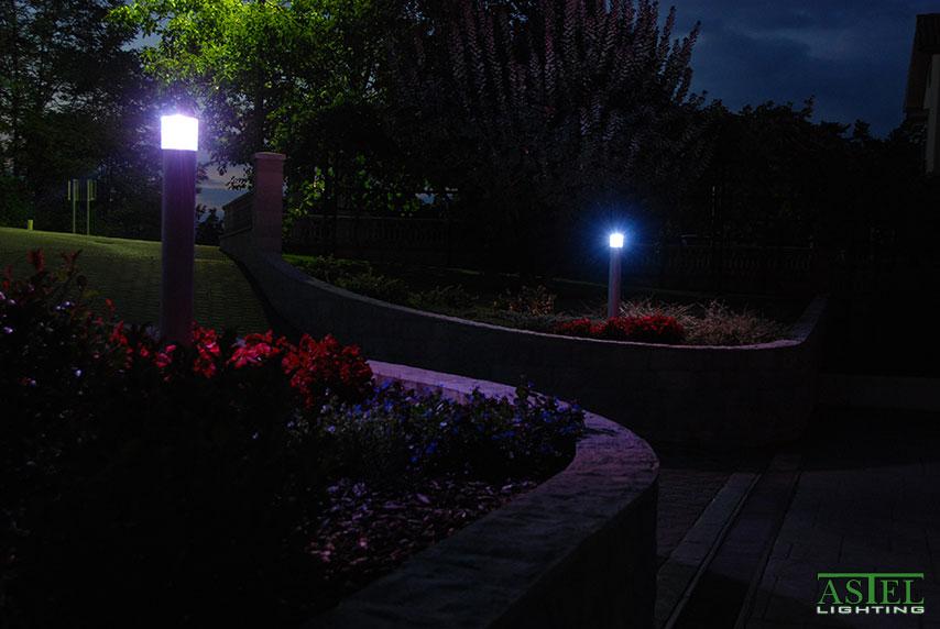 pathway lights